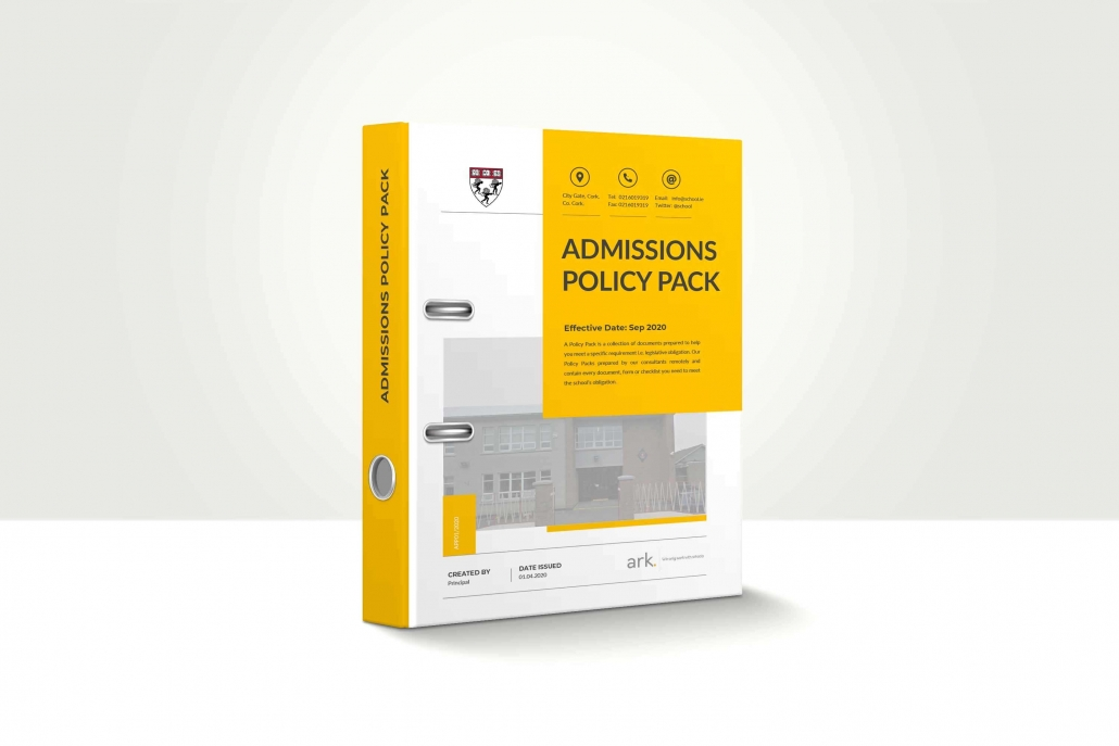 School Admissions Policy