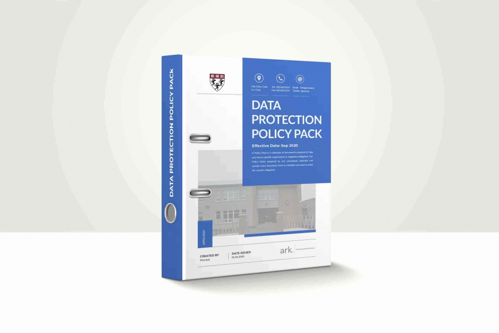 School Data Protection Policy Pack